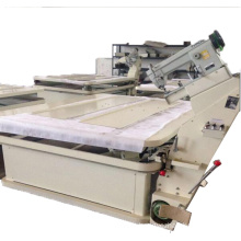 mattress tape edge machine with chain stitch sewing head